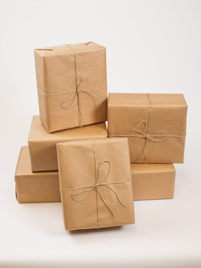 Opakowania prezentowe w duchu eko - IMKER